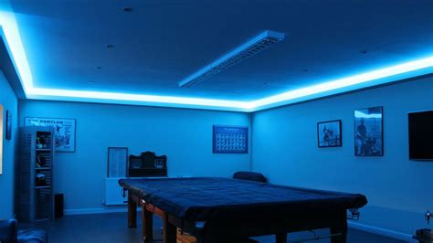 residential led lighting renovated farmhouse project