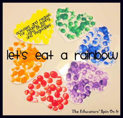 that cook with books let s eat a rainbow 217 | LetsEataRainbow 1