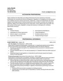 resume objective finance accounting accounting resume objective exle
