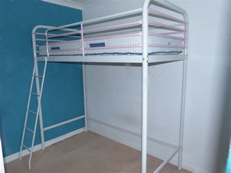 single high rise bed buy sale  trade ads great prices