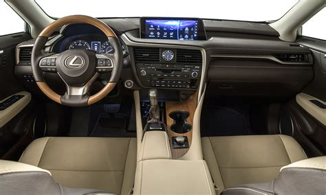Three-row, Seven-seater Lexus Rxl Fully Revealed