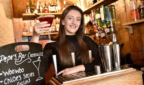 Woman Become Youngest Landlady Britain Years