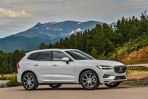 Volvo Car : All-new Volvo Xc60 Named 2018 Detroit Free Press Utility