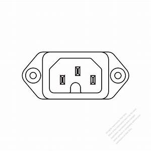 Ac Socket Iec 60320