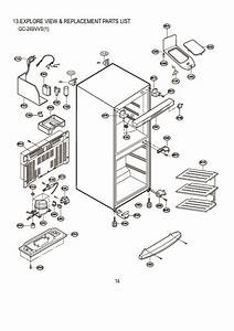 Lg Refrigerator Service Manuals