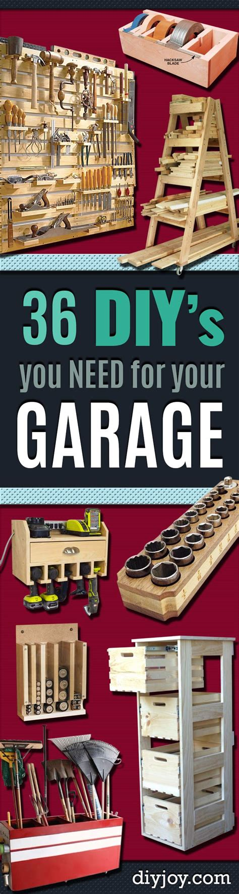 diy ideas     garage