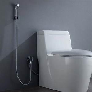 Douchette Salle De Bain : douchette hygi nique wc ~ Edinachiropracticcenter.com Idées de Décoration