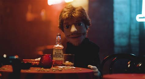 Ed Sheeran's Puppet Is Back In 'happier' Music Video  Watch Now!  Ed Sheeran, Music, Music