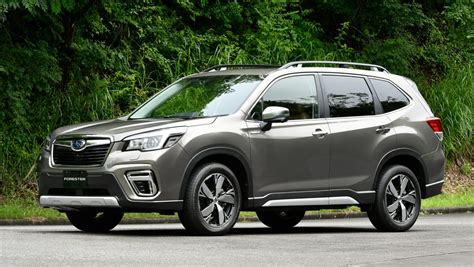 subaru forester  range sees xt diesel axed car news