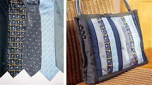 Aus Alten Klamotten Neue Machen Ohne Nähen : upcycling tasche aus alten krawatten ~ Lizthompson.info Haus und Dekorationen