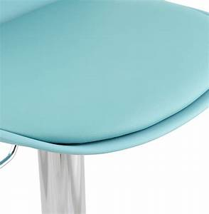 Chaise De Bar Bleu : chaise de bar rglable bleu ciel ocean ~ Teatrodelosmanantiales.com Idées de Décoration