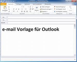 Anschreiben Rechnung Per E Mail : e mail vorlage in outlook erstellen ~ Themetempest.com Abrechnung