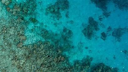 Ocean Sea Water Stones Background 1080p Ripples