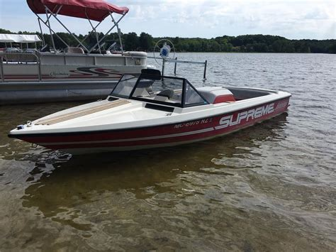 Supreme Boats by Ski Supreme Tournament Skier For Sale In Comstock Park