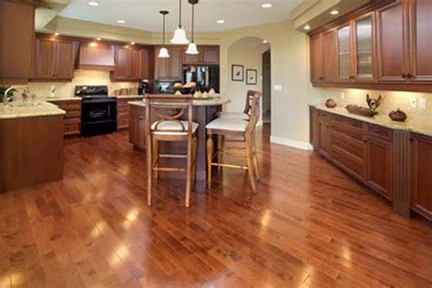 wood floors in kitchens flooring best flooring for kitchen other wooden flooring 1580