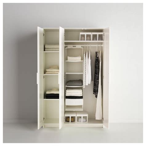 Wardrobe Closet With Shelves by 15 Ideas Of Wardrobes Drawers And Shelves Ikea