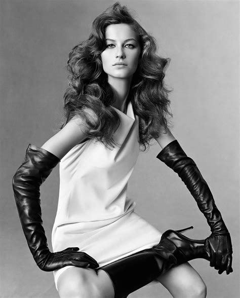 Gisele Bndchen For Vogue Italia By Steven Meisel Ines