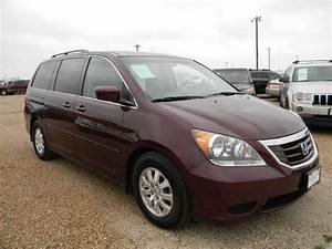 Red Honda Odyssey Ex-l Used Cars In Texas