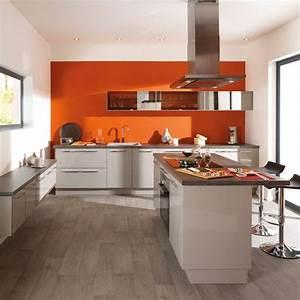 Couleur De Cuisine : cuisine actuelle cuisine couleur cuisine bonheur ~ Voncanada.com Idées de Décoration