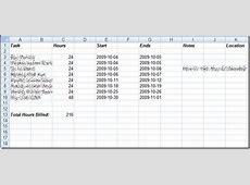 Gcal2Excel Download Google Calendar In Excel Spreadsheet