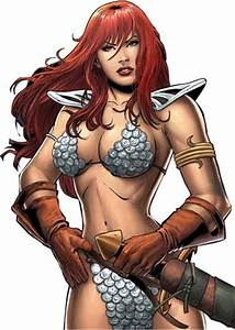 Red Sonja: She Devil with a Sword: Red Sonja: Mutants and ...