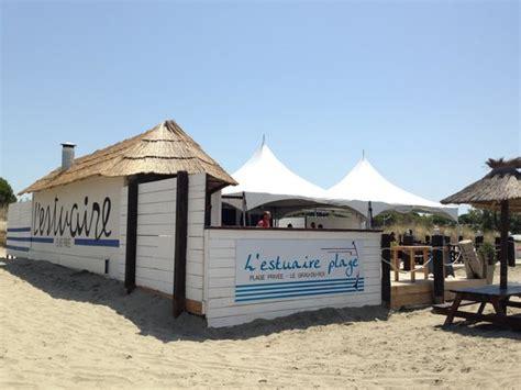 l estuaire plage plage priv 233 e photo de l estuaire plage port camargue tripadvisor