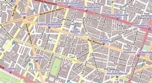 carte paris 2eme arrondissement my blog With serrurier paris 2eme
