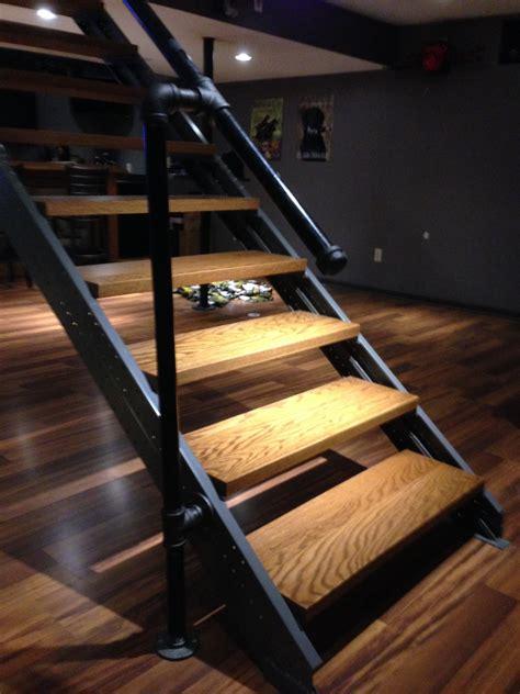 indoor stairs stair kits basement attic deck loft storage fast stairs blog