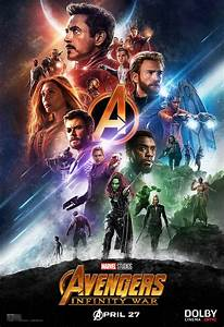 Marvel's AVENGERS: INFINITY WAR Gets A Pair Of Absolutely ...