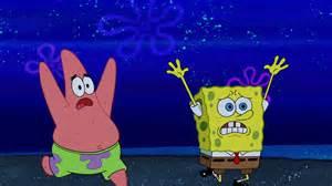 That Sinking Feeling Spongebob by 7 Questions Runners As Told By Spongebob