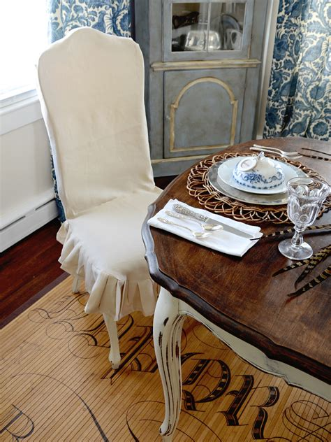 how to make a sofa cover without sewing wooden how to make a dining chair slipcover without sewing