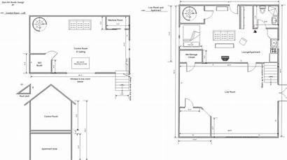 Studio Plan Floor Plans Zero Artist Final
