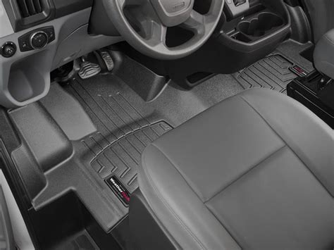 ford transit  weathertech floor mats fast
