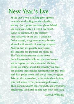 winter solstice   year poem