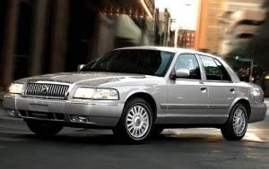 mercury grand marquis review research   mercury