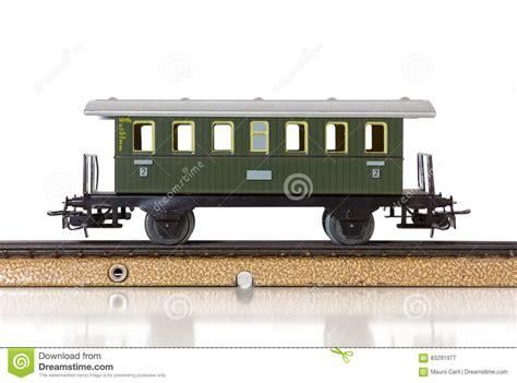 carrozza ferroviaria carrozza ferroviaria d annata di modello s di