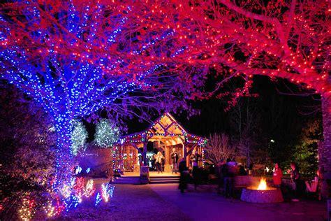christmas lights in asheville 7 best spots 2018