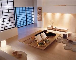 Deco Zen Salon : d coration zen des exemples modernes et minimalistes ~ Melissatoandfro.com Idées de Décoration