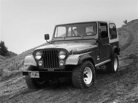 jeep cj renegade 1977 78 jeep cj 7 renegade