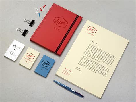 Free folded a4 brochure mockup prepared in five high resolution psd files. A Collection of High Quality Free Branding Mockup PSD ...