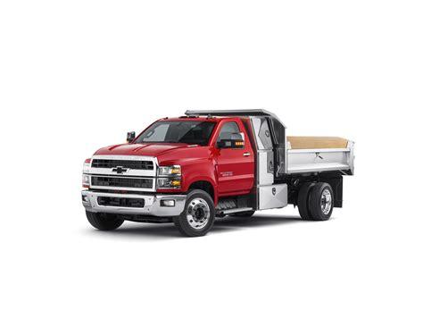 2019 Silverado Medium Duty Trucks Revealed  Gm Authority