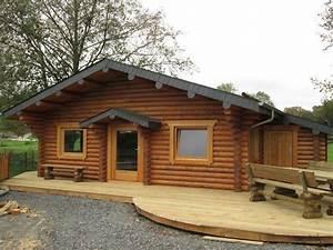 Vente Chalet Bois Habitable : chalet habitable ~ Melissatoandfro.com Idées de Décoration