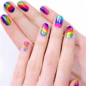 40 Nail Polish Designs For Kids to Try in 2018