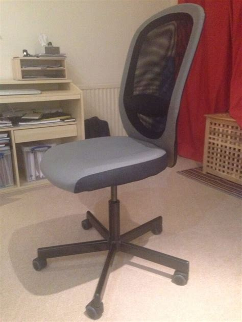 Office Chairs Gumtree by Ikea Flintan Swivel Office Chair In Oxford Oxfordshire