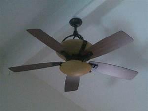 Hton bay ceiling fan light not working we two