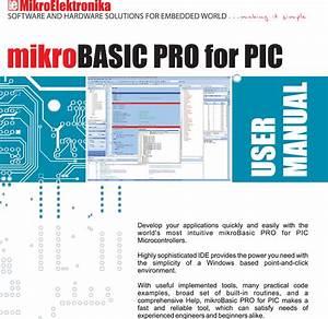 Mikrobasic Pro For Pic User Manual V100 V101