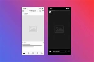 Instagram Post And Story Mockup Generator
