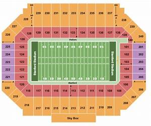 Stanford Basketball Seating Chart Stanford Stadium Tickets In Stanford California Stanford