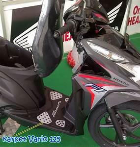 Jual Karpet Honda Vario Techno 125 Cbs Pgm Fi Lama