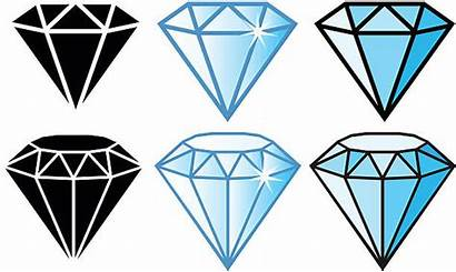 Diamond Vector Shiny Bright Background Jewelry Tanzanite